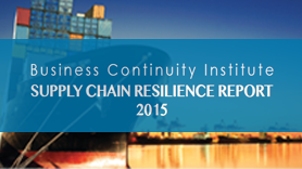 BCI Supply Chain Resilience Report 2018 | BCI