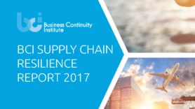 BCI Supply Chain Resilience Report 2018   BCI